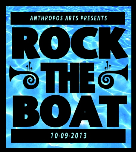 anthropos boat party logo